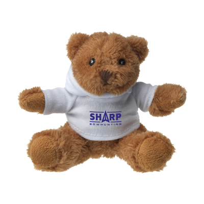 Picture of HOODEDBEAR BEAR in White