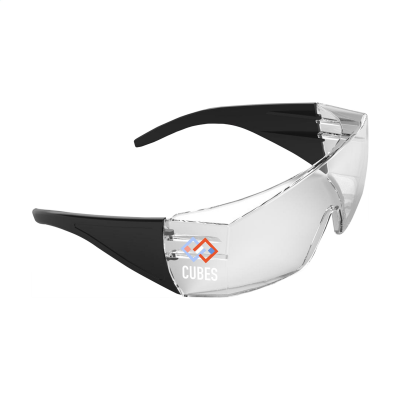 Picture of EYEPROTECT PROTECTION GLASSES in Black