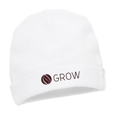 Picture of NICKY BABY HAT in White