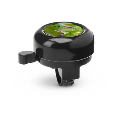 Picture of METAL BICYCLE BELL with Plastic Holder in Black