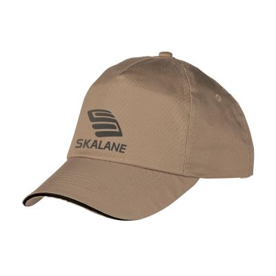 Picture of TRENDLINE BASEBALL CAP in Ecru