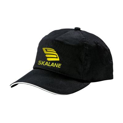 Picture of TRENDLINE BASEBALL CAP in Black