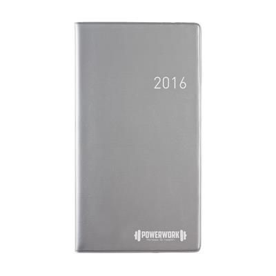 Picture of EURO SELECT DIARY in Silver