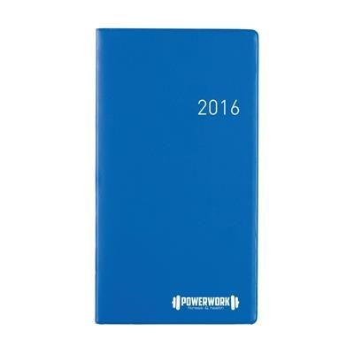 Picture of EURO SELECT DIARY in Blue
