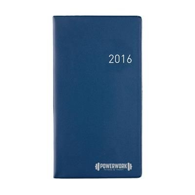 Picture of EURO SELECT DIARY in Dark Blue