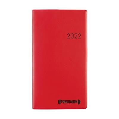 Picture of EUROSELECT DIARY in Red