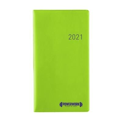 Picture of EUROSELECT DIARY in Bright Green