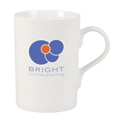 Picture of PLAZA MUG in White