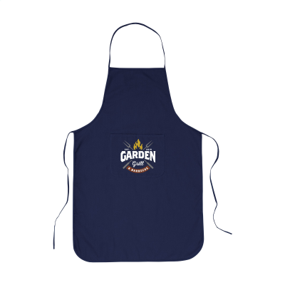 Picture of APRON (130 G & M²) in Blue