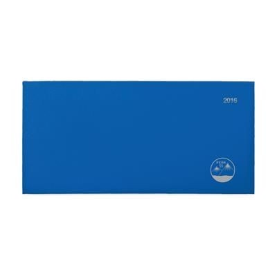 Picture of EURO POPULAR DIARY in Blue
