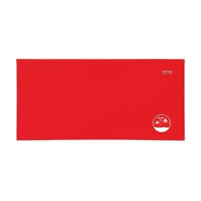 Picture of EURO POPULAR DIARY in Red