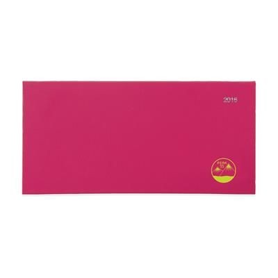 Picture of EURO POPULAR DIARY in Pink