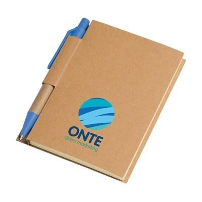 Picture of RECYCLE NOTE-S NOTE BOOK in Blue