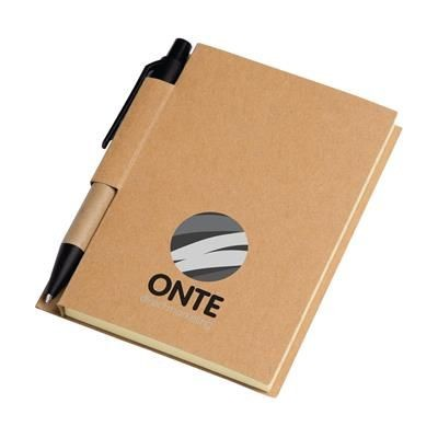 Picture of RECYCLE NOTE-S NOTE BOOK in Black