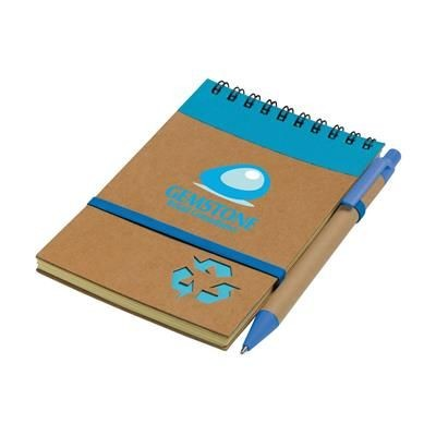 Picture of RECYCLE NOTE-M NOTE BOOK in Blue