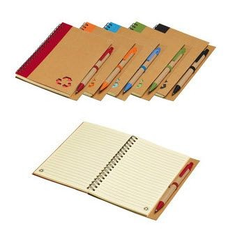 Picture of RECYCLE NOTE-L NOTE BOOK