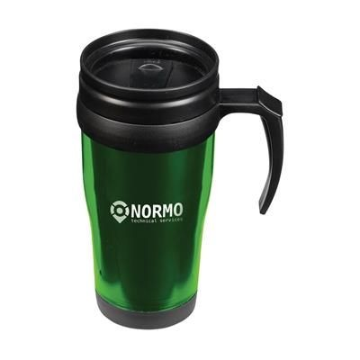 Picture of THERMO PLASTIC THERMO MUG in Green