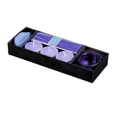 Picture of PLEASANT FRAGRANCE SET in Purple & Lavender