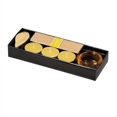 Picture of PLEASANT FRAGRANCE SET in Yellow & Lemon