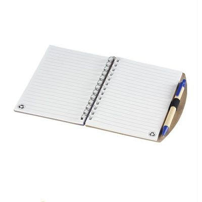 Picture of ECO NOTE BOOK in Blue