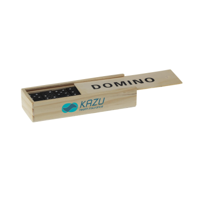 Picture of DOMINO GAME in Wood