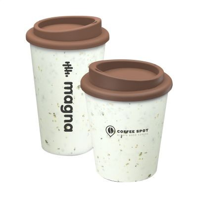 Picture of COFFEE MUG PREMIUM PAPER 350 ML in Brown