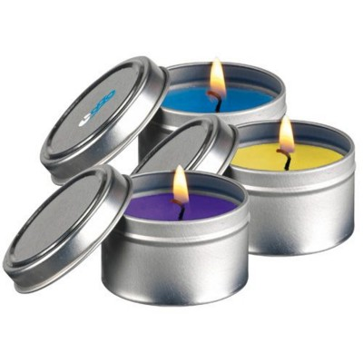 Picture of FRAGRANCE CANDLE TIN