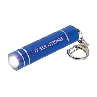 Picture of SPOT LIGHT LED ALUMINIUM METAL TORCH in Blue