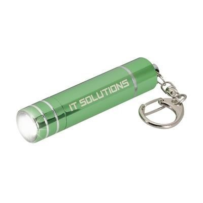 Picture of SPOT LIGHT LED ALUMINIUM METAL TORCH in Green