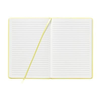 Picture of NEON FLUORESCENT NOTES A5 NOTE BOOK in neon Yellow