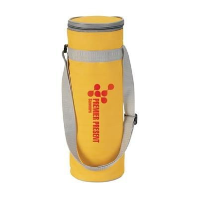 Picture of BOTTLE COOL BAG in Yellow