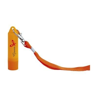 Picture of KEYCORD LIPBALM in Orange