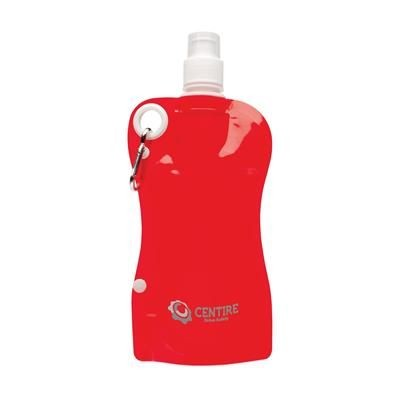 Picture of FLEX WATER BOTTLE in Red