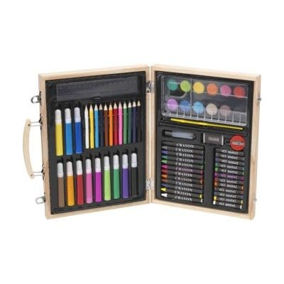 Picture of MASTEROFART COLOUR SET in Wood