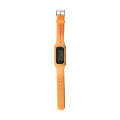 Picture of JOGGY PEDOMETER in Orange