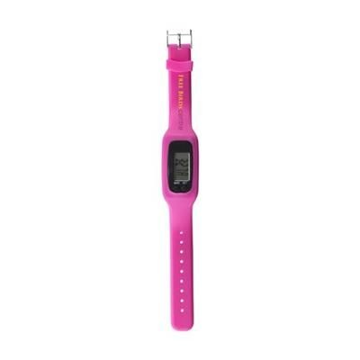 Picture of JOGGY PEDOMETER in Red