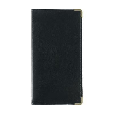 Picture of SIGNATURE DIARY WALLET in Black