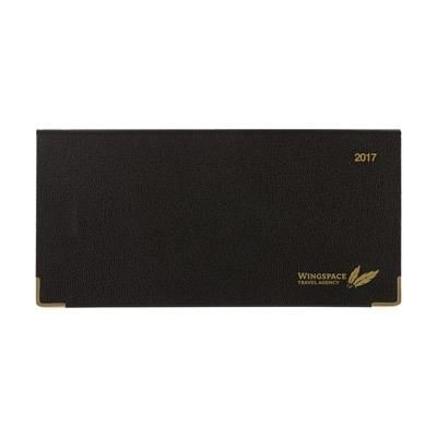 Picture of EURO BUSINESS DIARY in Black