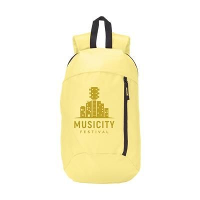 Picture of GETAWAY BACKPACK BACKPACK RUCKSACK in Yellow