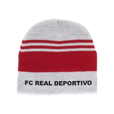 Picture of SUPPORTER BEANIE INCLUDING DESIGN in Your PMS Number