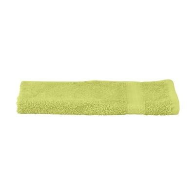 Picture of SOLAINE PROMO GUEST TOWEL (360 G & M²) in Light Green