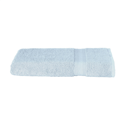 Picture of SOLAINE PROMO BATH TOWEL 360 G & M² in Light Blue