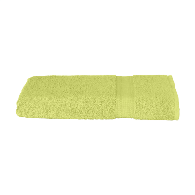 Picture of SOLAINE PROMO BATH TOWEL 360 G & M² in Light Green