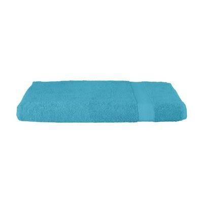 Picture of SOLAINE PROMO BEACH TOWEL 360 G & M² in Blue
