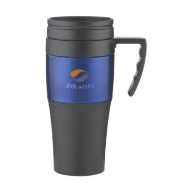 Picture of SOLIDCUP THERMO CUP in Black & Blue
