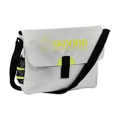 Picture of DAKOTA SHOULDER BAG DOCUMENT CASE in Lime