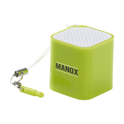 Picture of SOUNDCUBEMINI SPEAKER in Pale Green