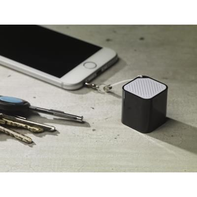 Picture of SOUNDCUBEMINI SPEAKER in Black