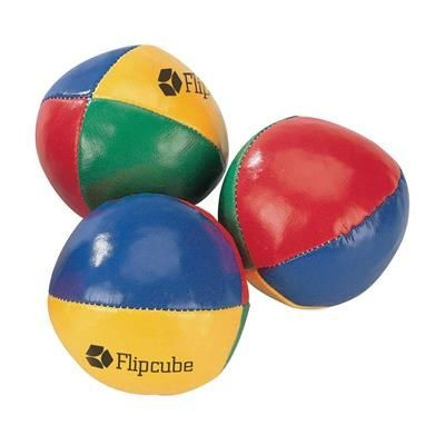 Picture of TWIST JUGGLING SET in Multi