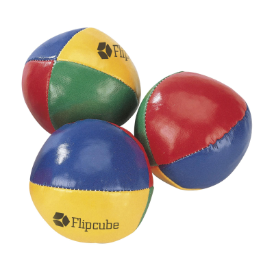 Picture of TWIST JUGGLING SET in Multicolour